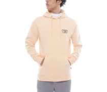 Full Patched Hoodie apricot ice