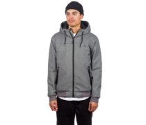 Brooks 5K Jacket light grey heather