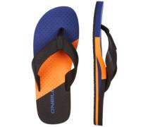 Imprint Punch Sandals black out