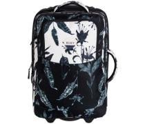 Roll Up Travelbag anthracite love letter