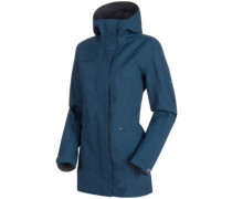 Roseg Hooded Parka Outdoor Jacket jay