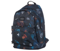Double Dome Tropicana Backpack navy