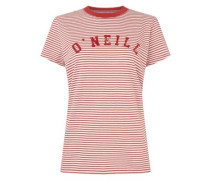Essentials Stripe T-Shirt red