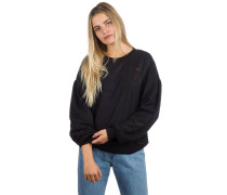 Fleece Pleaze Sweater black