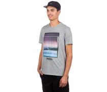Beach T-Shirt silver melee