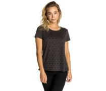 Micro T-Shirt black marled