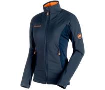Eigerjoch In Hybrid Fleece Jacket night