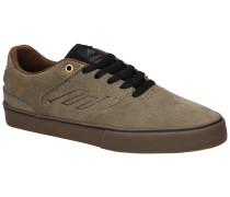 The Reynolds Low Vulc Skate Shoes tan