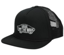 Classic Patch Trucker Cap Youth black