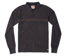 Ar Polo Long Sleeve T-Shirt oil grey