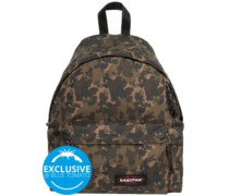 Padded Pak'r Camo Op Backpack green camo