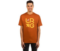 Stacked T-Shirt texas orange