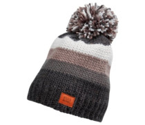 Momentum Beanie Youth black heather