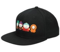 X Southpark Kids Strapback Cap black