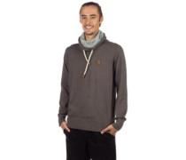Feuerkralle Pullover fancy dark grey melange
