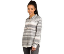 High Country Flannel Shirt LS marshmallow
