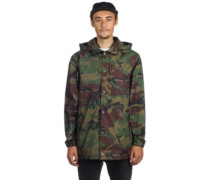 Torrey Hooded MTE Jacket camo