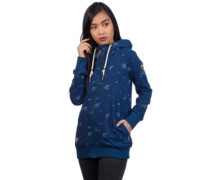 Angel Zip Hoodie denim blue