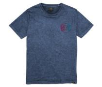 Retro T-Shirt indigo