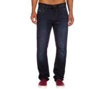 Skeletor Jeans aged raw