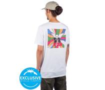 Panda T-Shirt white
