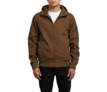 Raynan Jacket seaweed green