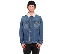 Barlow Trucker Jacket ocean wash