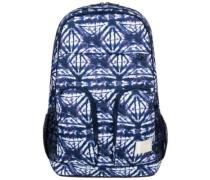 Take It Slow 2 Backpack dress blues geometric fee
