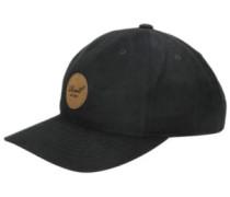 Curved Cap black