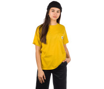 Carrie Pocket T-Shirt black