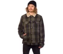 Barlow Wool Jacket military