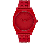 The Time Teller all red