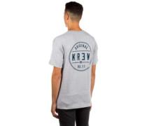 Classic Seal T-Shirt grey heather