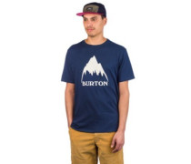 Classic MTN High T-Shirt dress blue
