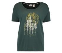 Peaceful Pines T-Shirt gablas green