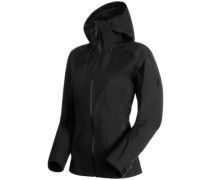 Convey Tour Hooded Outdoor Jacket black