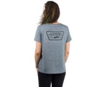 Full Patch Crew T-Shirt black