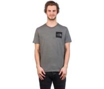 Fine T-Shirt tnf medium grey heather