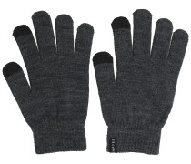 Techy Pipe Gloves grey