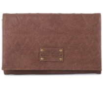 Navarro Pu Wallet brown