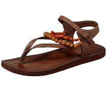 Batida Sandals Women deep taupe