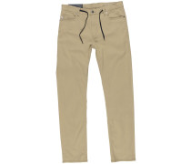 E02 Color Pants desert khaki