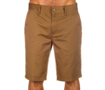 Klassic Chino Shorts coffee