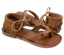 All Access Sandals Women cognac