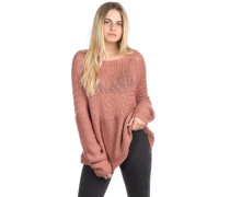 Urban Stories Pullover withered rose