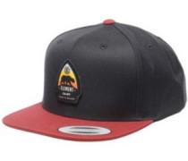 Trekker Cap flint black