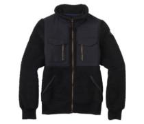 Bolden Fleece Jacket true black
