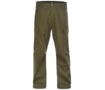 Higden Pants dark olive