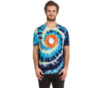 X Southpark Kenny Tie Dye T-Shirt blue