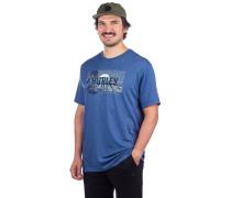 Horizon T-Shirt light photoblue heather